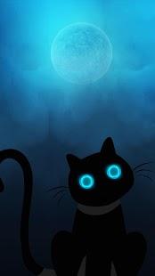 Stalker Cat Livewallpaper 2018 - náhled