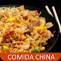 Recetas de comida china gratis sin internet. icon