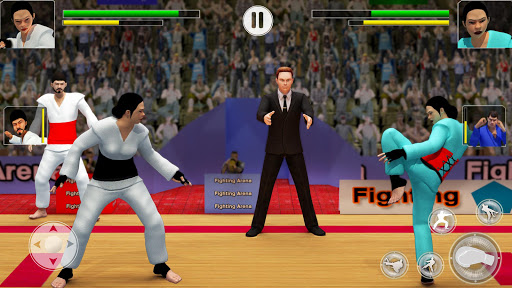 Tag Team Karate Fighting Games: PRO Kung Fu Master 2.1.9 screenshots 3