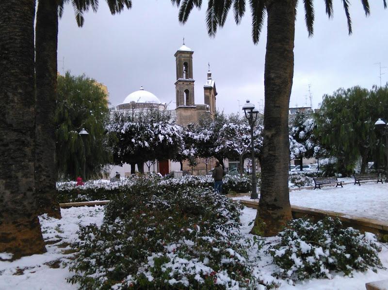 neve a Bitritto di marco_de_giosa