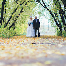 Wedding photographer Pavel Mazyrin (pivobarnaul). Photo of 01.10.2016