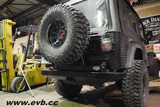 Photo: Mickey Thompson Baja MTZ