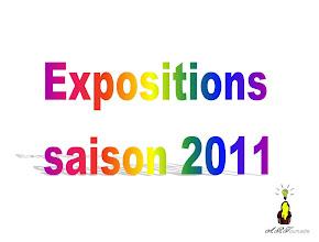 Photo: Expositions de carterie artisanale  saison estivale 2011 artournadre.canalblog.com
