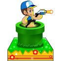 Super Max shooter icon