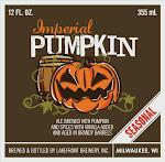Lakefront Imperial Pumpkin Ale