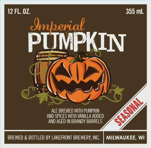 Logo of Lakefront Imperial Pumpkin Ale