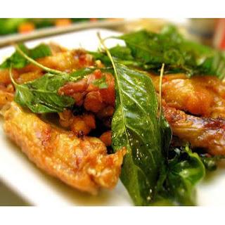 Asian Honey-Glazed Chicken.