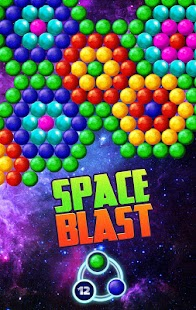 Bubble Space Bash- screenshot thumbnail