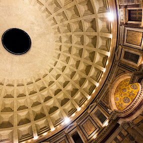 Patheon by Hadinur Jufri - Buildings & Architecture Other Interior ( pantheon, italy )