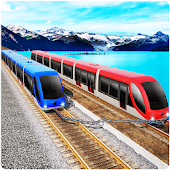 Crazy Subway Drive Chained Trains Racing Free Game