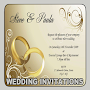 Wedding Invitations APK icon