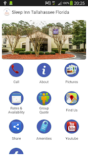 Sleep Inn Tallahassee Florida- screenshot thumbnail