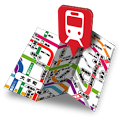鉄道マップ 関東/地下鉄 icon
