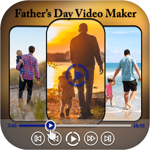 Father's Day Video Maker 2017