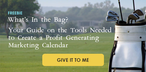 What's In the Bag? Your Guide on the Tools Needed to Create a Profit Generating Marketing Calendar