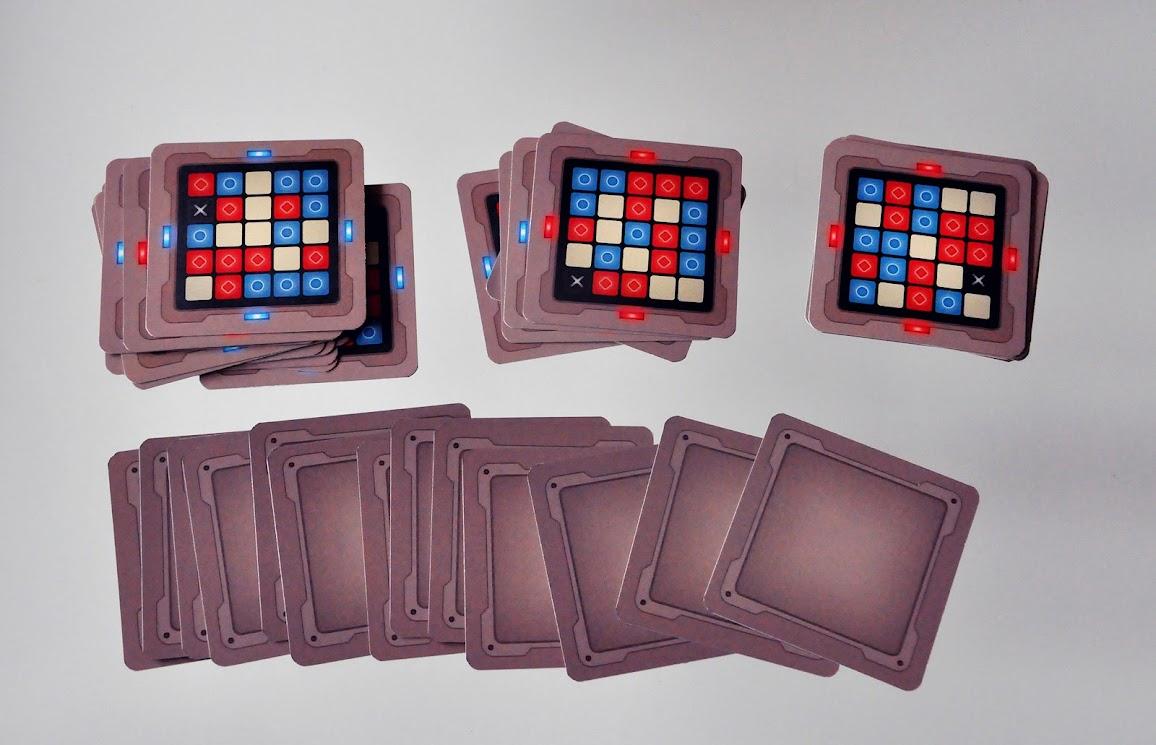 Tajniacy - Karty kluczy