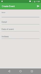 WeekOut - Event planner screenshot 2