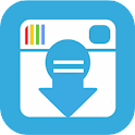Insta Download photo and video icon