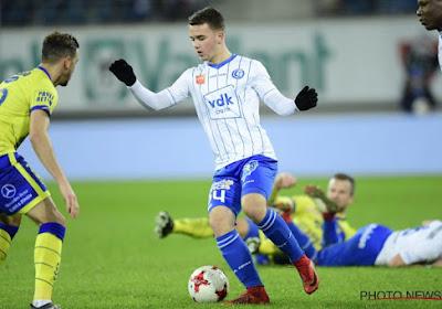 Nicolas Raskin (KAA Gent) kan aan de slag bij Standard