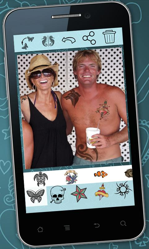 Tattoo Photo Stickers Editor Android Apps On Google Play