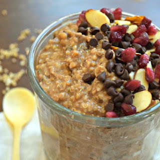 Chocolate Peanut Butter Protein Power Oats.