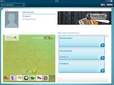 Argus Clou Geschiedenis screenshot 3