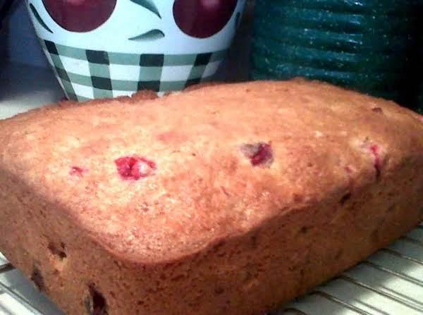 Cranberry Orange Loaf Recipe