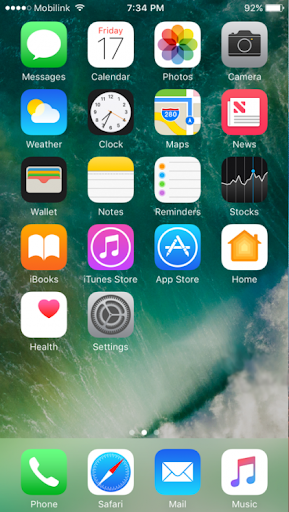 Launcher for iOS10