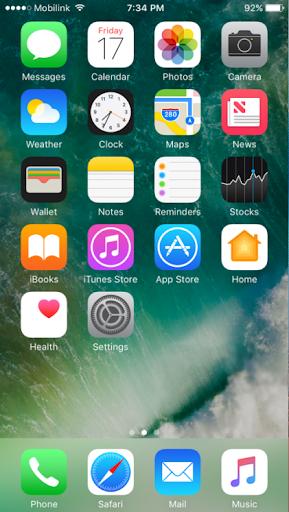 玩免費個人化APP|下載Launcher for iOS10 app不用錢|硬是要APP