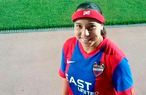 Charlyn Corral, en el once ideal de Liga Femenil de España