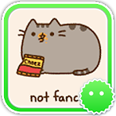 Stickey Pusheen The Cat