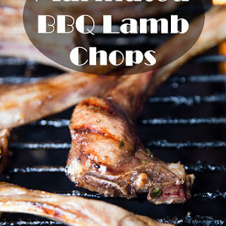 Mint Marinated Lamb Chops Recipes.