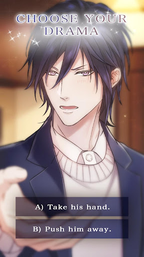 A Kiss from Death: Anime Otome Virtual Boyfriend  screenshots 2