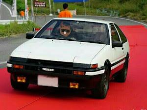 スプリンタートレノ AE86 GT-APEXのカスタム事例画像 イチDさんの2019年10月11日22:36の投稿