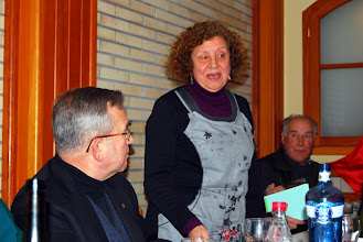 Photo: Núria Bayó, presidenta del CAOC