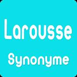 Dictionnaire Synonyme français Larousse Hors ligne Material_SynonymeLarousseFrancais