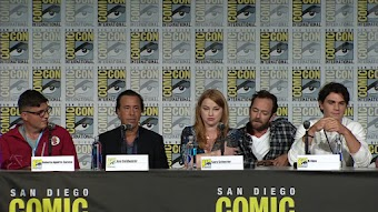 Riverdale: 2016 Comic-Con Panel