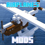 App Icon for Airplanes Mod - Addons and Mods App in Czech Republic Google Play Store