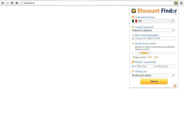0ea24ed52 Amazon Discount Finder