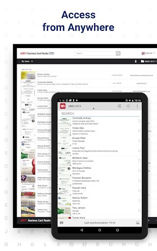 Business Card Reader - Business Card Scanner 4.25.1.2 screenshots 15