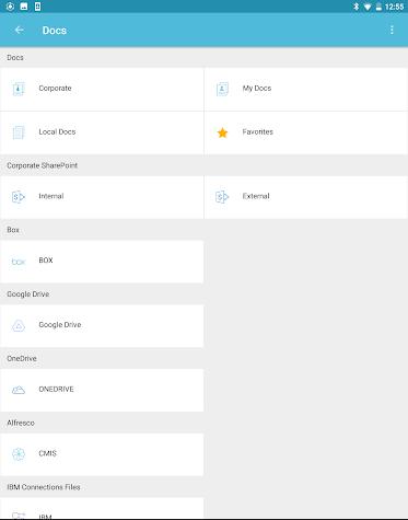 MaaS360 Docs Screenshot