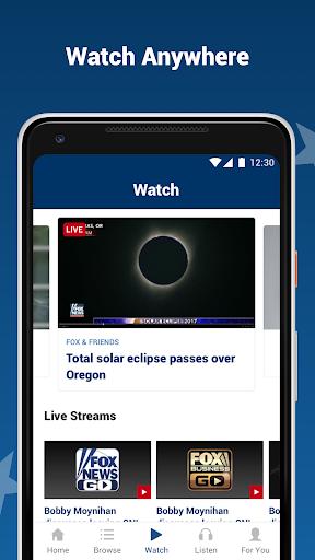 Fox News screenshot 3