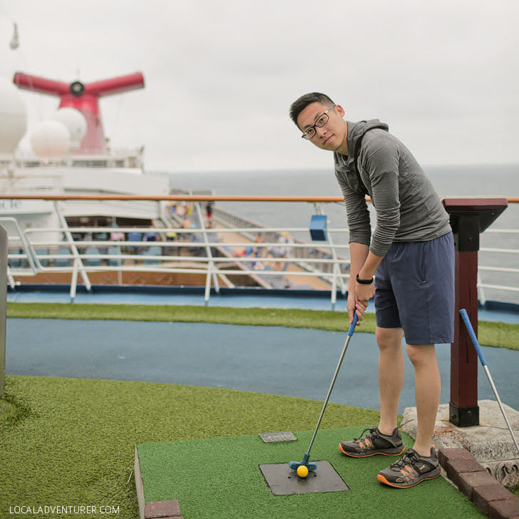 11 Reasons to Go on a Cruise (with Carnival Miracle).