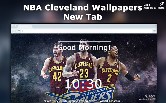 NBA Cleveland HD Wallpapers