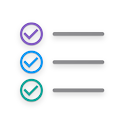 Reminders: to do list, daily planner with calendar icon