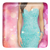 Prom Dress Photo Montage HD