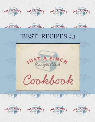 """BEST"" RECIPES  #3"