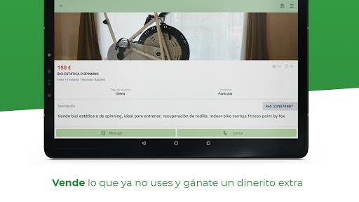 Milanuncios: Segunda mano, motor, pisos y empleo android2mod screenshots 12