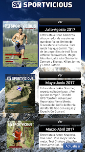 Revista SportVicious- screenshot thumbnail