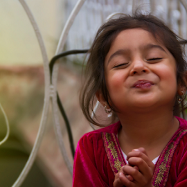 The sweet Smile by Kamran Khan - Babies & Children Child Portraits